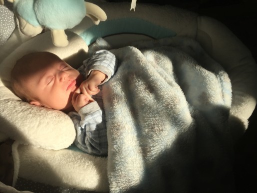 The seven week shift – regaining sanity after a newborn